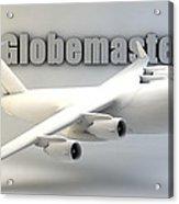 C-17 Globemaster IIi Acrylic Print