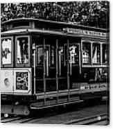 Cable Car Acrylic Print