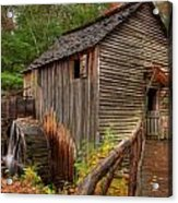 Cable Mill Acrylic Print