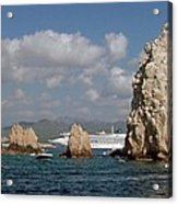 Cabo San Lucas Acrylic Print