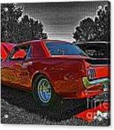Cadp0710-12 Acrylic Print