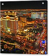 Caesars Palace On The Strip Acrylic Print