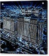 Caesars Palace Acrylic Print by Steven Richardson