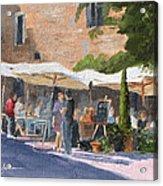 Cafe Senna Acrylic Print