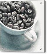 Caffeine Acrylic Print