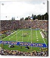 Cal  Memorial Stadium Acrylic Print by Icon Sports Media