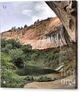 Calf Creek Demon Acrylic Print