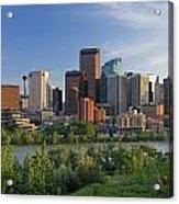 Calgary, Alberta, Canada Acrylic Print