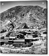 Calico Ghost Town 6 Acrylic Print