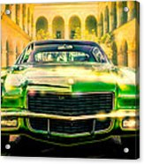 California 1970 Camaro Acrylic Print