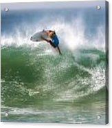 California Surfing 1 Acrylic Print