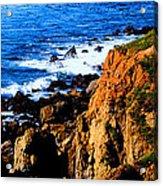 California Waterfront Acrylic Print