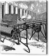 Calliope, 1859 Acrylic Print