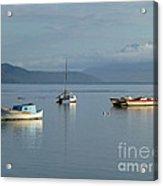 Calm Day At Port Douglas Acrylic Print