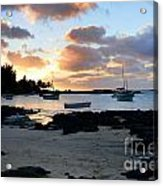 Calm Evening At The Cape Acrylic Print
