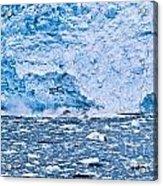 Calving Glacier Acrylic Print