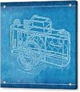 Camera 1b Acrylic Print