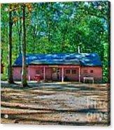 Camp Milton Acrylic Print