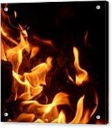 Campfire 4 Acrylic Print
