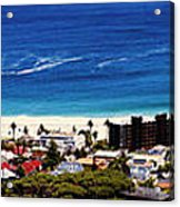 Camps Bay Beach Acrylic Print
