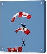 Canada Day Flight Acrylic Print