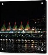 Canada Place Convention Center Acrylic Print