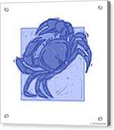 Cancer Acrylic Print