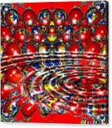 Candy Land Acrylic Print
