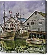 Cannery Hdr Acrylic Print