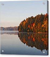 Canoe Lake  Algonquin Acrylic Print
