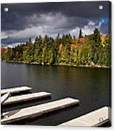 Canoe Lake Acrylic Print by Cale Best