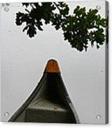 Canoe Too Acrylic Print by Odd Jeppesen