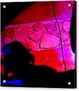 Cantante Obscuridad Acrylic Print