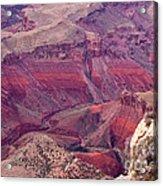 Canyon Colors 2 Acrylic Print