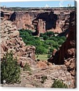 Canyon De Chelly Acrylic Print