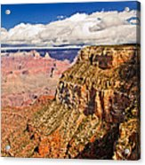 Canyon View Iv Acrylic Print