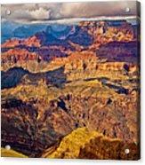 Canyon View Vi Acrylic Print