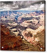 Canyon View Vii Acrylic Print