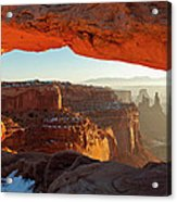Canyonlands Sunrise Acrylic Print