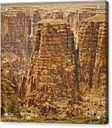 Canyons  Acrylic Print