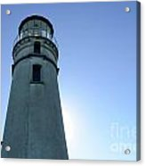 Cape Blanco Light 2 Acrylic Print