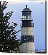 Cape D Lighthouse Acrylic Print
