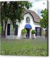 Cape Dutch Cottage Acrylic Print