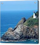 Cape Mears Lighthouse Acrylic Print