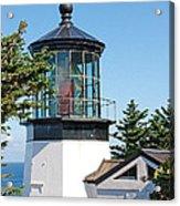 Cape Mears Or Lighthouse 2 Acrylic Print