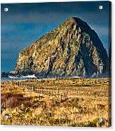 Cape Mendocino Acrylic Print