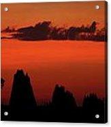 Cape York Sunset Acrylic Print