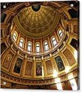 Capitol Dome Acrylic Print