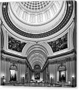 Capitol Interior Acrylic Print