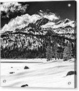 Caples Lake Acrylic Print
